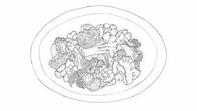 【レシピつき】ブロッコリー、カリフラワー…春だから可愛いつぼみの野菜をスチームサラダに
