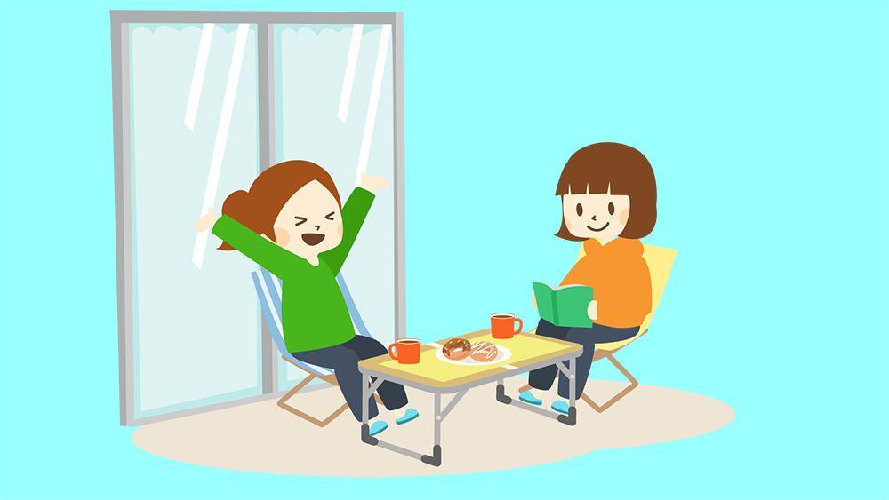【ベランピング】家キャン族の増加でテントの使い道が広がる