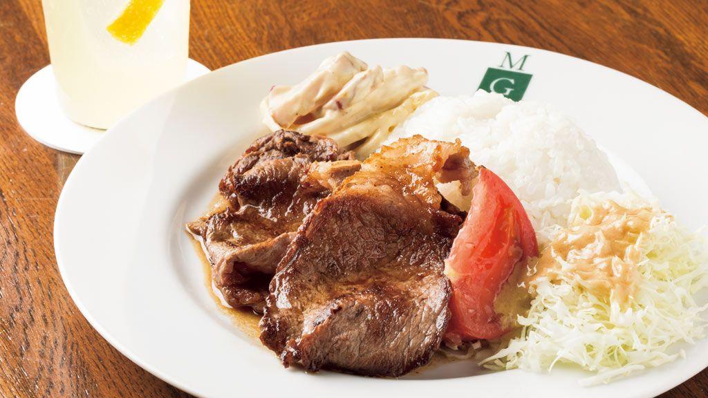 【おすすめランチ】銀座の名店で味わうレアな牛肉ランチ 〜マルディ グラ