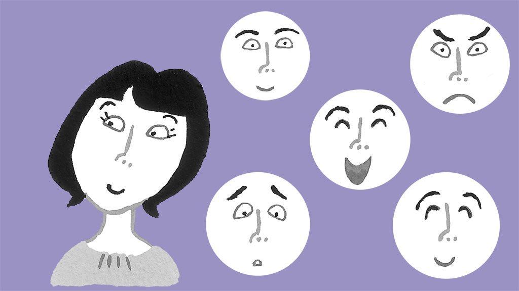 家族にストレスを感じたら、「5人の私」を使い分けて