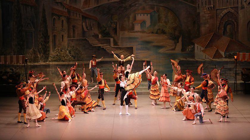 【stage】東京バレエ団がおくる「ドン・キホーテ」のご機嫌なムードに身を委ねて