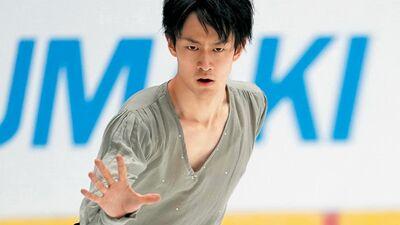 山本草太・のびやかなスケーティングを、また写真に収められる喜び〈氷上に舞う!・3〉