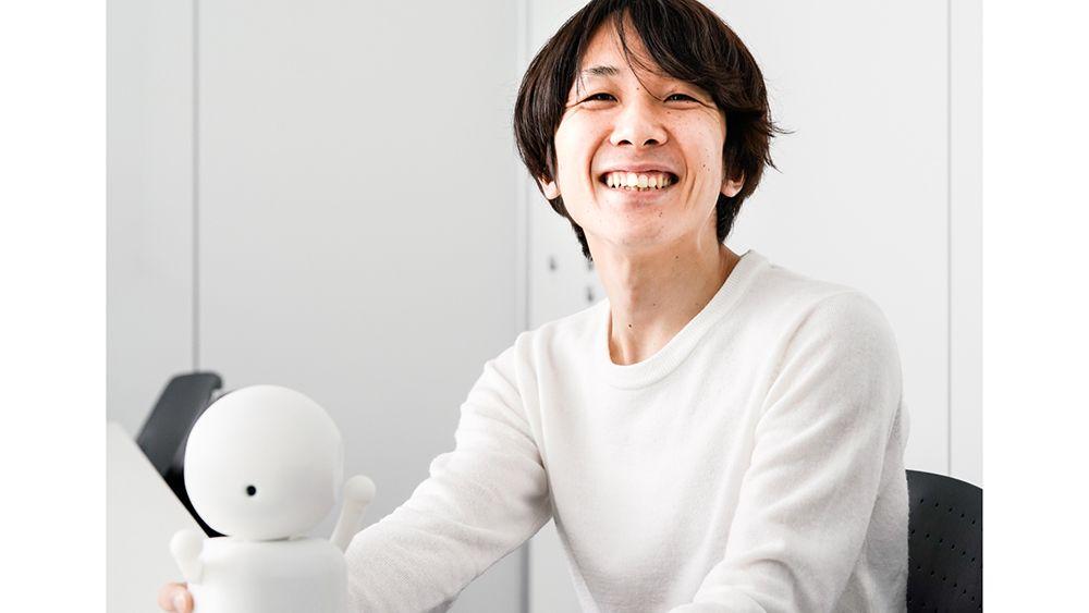 大澤正彦「僕の夢は〈ドラえもんをつくること〉。完璧なロボットではなく一緒に育っていく相棒を」