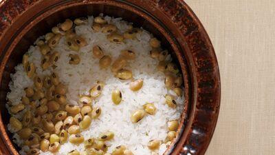 【レシピ】大豆の甘味ひろがる「大豆ご飯/大豆の炊き込みご飯」の作り方
