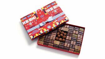 名ショコラティエが贈るクリスマス限定チョコ