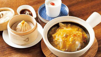 【おすすめランチ】上海蟹を通年で。専門店のノウハウから生まれる美味~蟹王府日本橋店
