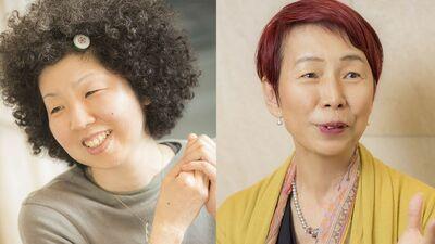 上野千鶴子×稲垣えみ子「認知症の母を苦しめた《幸せな老後》のイメージ」