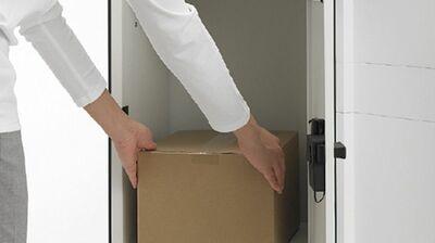 【待ち受け家事】ロスタイムがなくなる次世代型宅配ボックス