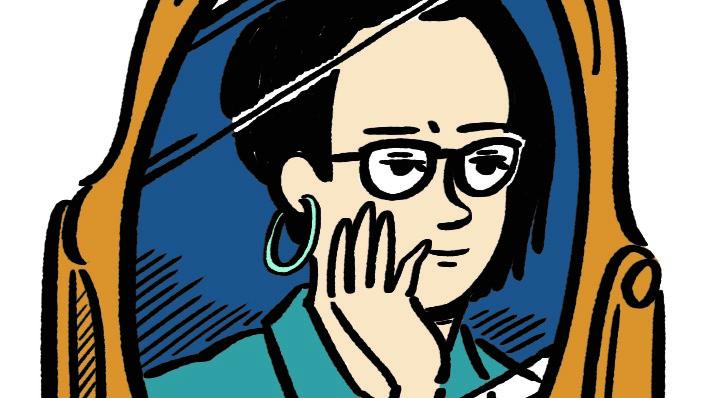 ジェーン・スー「シミのことを考えると、亡き母を思い出す」