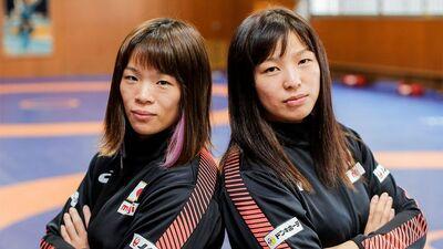 レスリング姉妹対談・川井梨紗子×川井友香子「母から受け継いだ五輪の夢を姉妹で叶えたい」