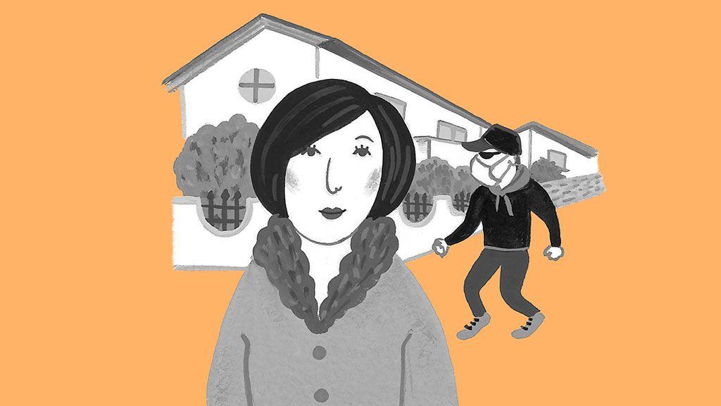 空き巣、押し売り、アポ電……ひとり暮らしでも狙われない知恵
