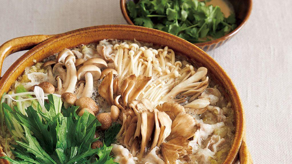 【レシピ】酢を賢く使って「酸菜白肉鍋風鍋」の作り方