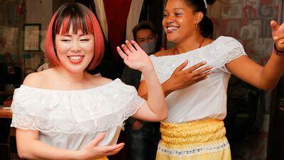 藤原しおりのTOKYOで世界一周「下北沢で踊る!キューバな夜」