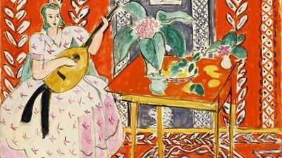 【art】モネとマティス、2人の巨匠がたどり着いた「楽園」は