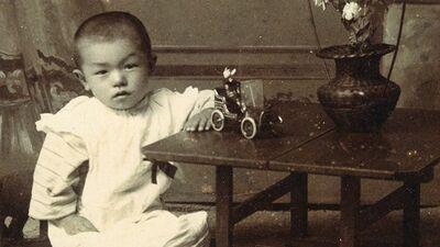 朝ドラ『エール』モデル・古関裕而の幼少期「私の作曲の芽ばえには、先生の影響が大きかった」