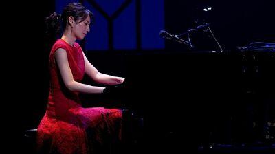 松下奈緒「ピアノと女優の仕事には共通点も。人生経験や、自分が何を感じてきたかが試される」
