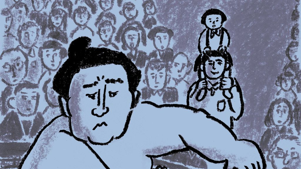 初代若乃花に魅せられ相撲ファン歴60年。来世こそ男に生まれ変わって大横綱になりたい