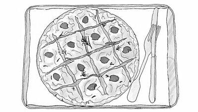 【レシピつき】流行のロゼワインには、アンチョビがきいた南仏風ピザを