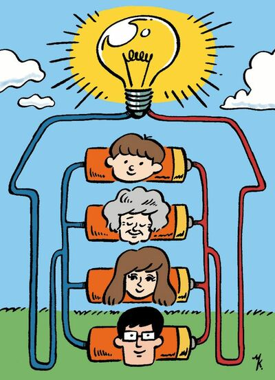 ジェーン・スー「並列回路の介護が、家族が生き残る道に」