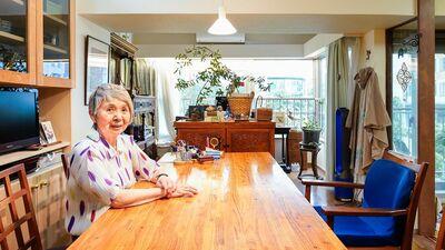 バリアフリー建築の先駆者が、75歳で住まいをリフォーム!キッチン、トイレ、リビング…長く暮らせる設計のコツ