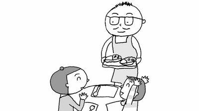 細川貂々『ツレうつ』から10年。夫が無職のまま、子どもも生まれ…「ツレが楽しいならそれでいい」