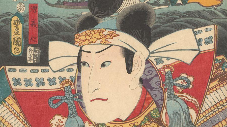 源義経は楊貴妃に匹敵する美形か、ひどい出っ歯か。くいちがう容貌の描かれ方