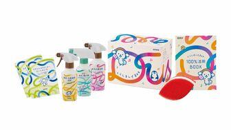 これ1箱で掃除&除菌が叶う便利なお掃除用品セット