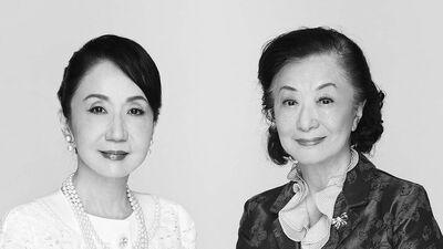 岩下志麻と小山明子が語る「お互いに尊敬し合う夫婦のかたち…女優と映画監督の結婚生活から介護まで」