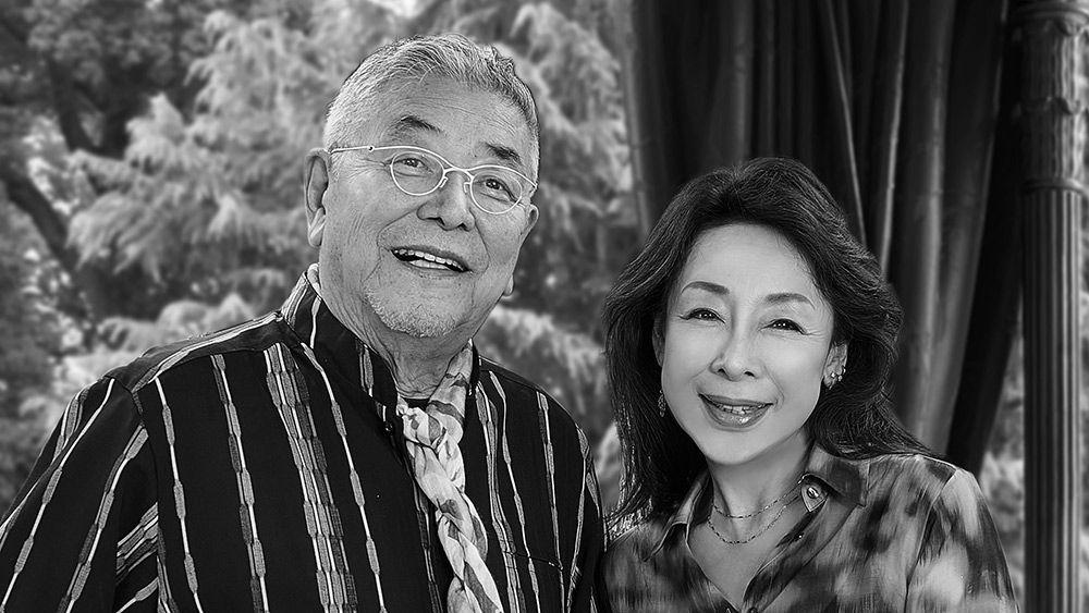 中尾彬×池波志乃「夫婦同時期に大病を患ったことで〈終活〉がはじまった。喧嘩せずにモノを減らす極意」