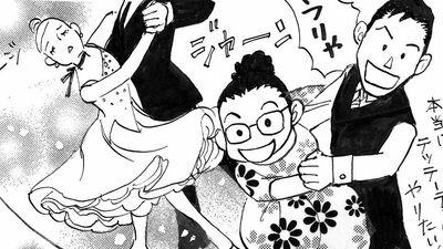 槇村さとる「人気漫画家を襲った更年期、胆石、うつ……今は社交ダンスで健康に!」