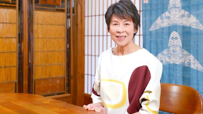 女優・丘みつ子「築83年の古民家暮らし。床張り、白アリ退治も夫婦2人で」