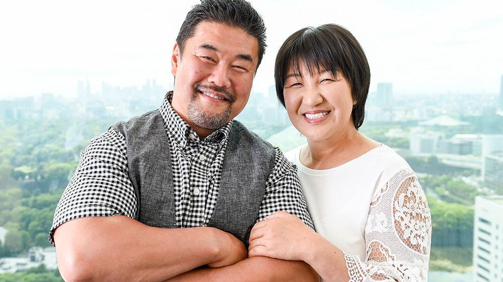 北斗晶×佐々木健介「息子たちが巣立ったら夫婦でどう過ごそうか」