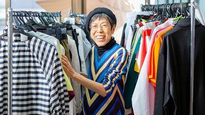 『のだめ』『家売るオンナの逆襲』ドラマスタイリストは70歳!西ゆり子「ハジけた服と人生を楽しみたい」