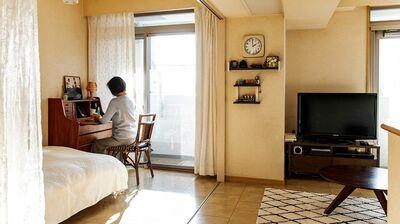 人気シニアブロガー・ショコラ「60代、小さな〈自分の城〉に、ひと月12万円で暮らす」