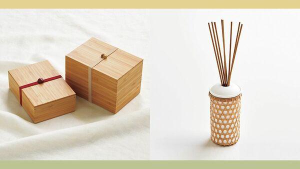 【京小物】竹の色と節をアクセントに、絶妙なバランスで仕上げたひと品~公長斎小菅「竹製弁当箱」