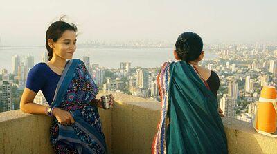 身分が違う二人の恋の行方は。静かで繊細なインド映画