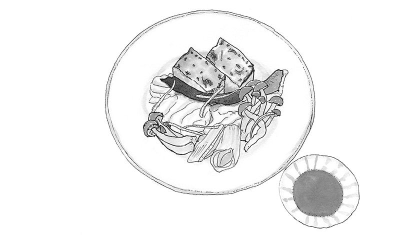 【レシピつき】花の酵母で醸した純米吟醸に、鱈の柚香蒸しを
