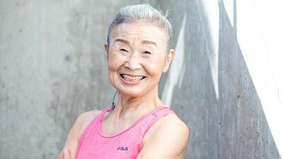 日本最高齢インストラクターは90歳・瀧島未香「65歳の時のジム体験がすべてのはじまりだった」