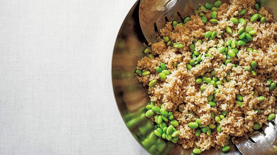 【レシピ】有元葉子さん提案「玄米ごはんヨーグルトソース」の作り方〈変化を楽しむ食卓〉