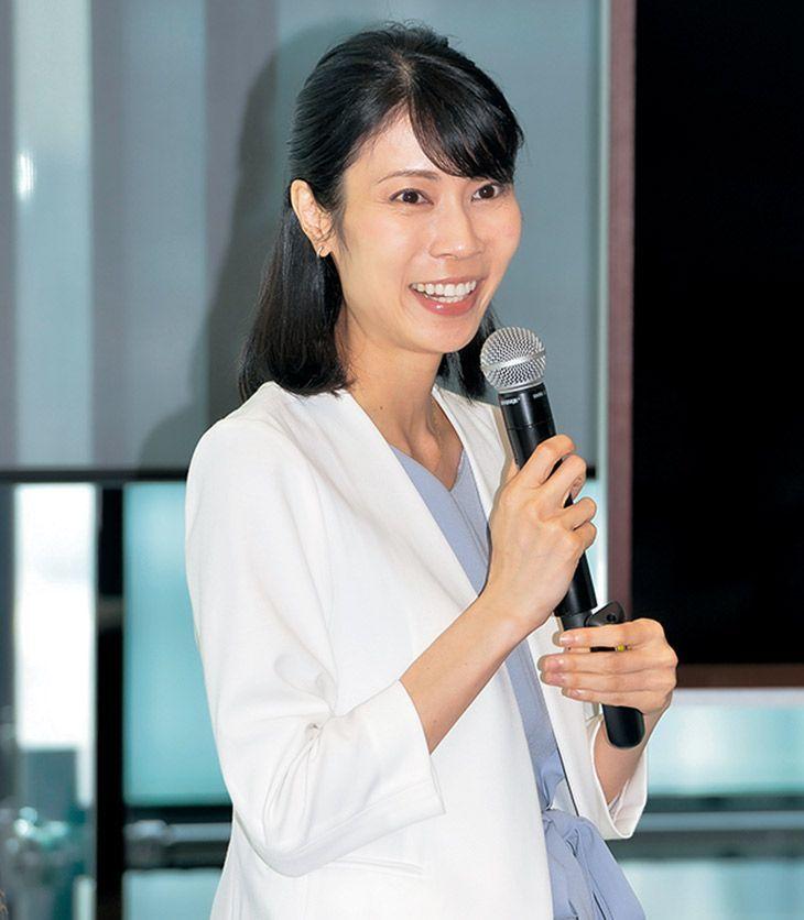 講師・高輪台レディースクリニック副院長の瀧澤芳子先生