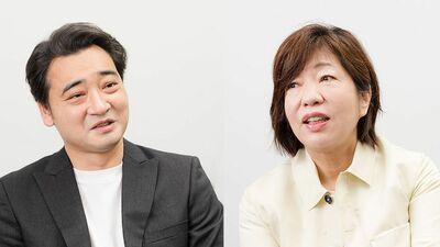 ジャンポケ斉藤慎二×林真理子「今いじめを受けている子たちに、出口や終わりがあることを伝えたい」