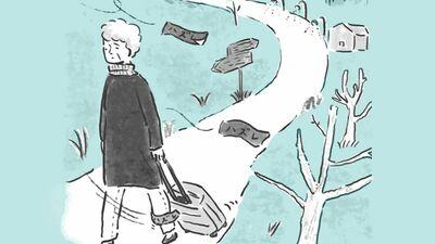 転勤族の父に伴い20ヵ所以上渡り歩き…。学校も職も転々とした女性の老後は
